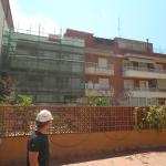 Rehabilitació d'edificis a Calaf, 28-30